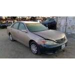Used 2005 Toyota Camry Parts Car - Gold with brown interior, 4 cylinder engine, automatic transmission