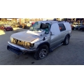 Used 2000 Toyota 4Runner Parts Car - Silver with gray interior, 6 cyl engine, automatic transmission
