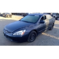 Used 2004 Honda Accord Parts Car - Gray with GRAY interior, 4 cylinder, automatic transmission
