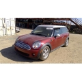Used 2008 Mini Clubman Parts Car - Burgundy with gray interior, 4 cyl engine, automatic transmission