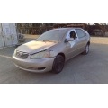 Used 2006 Toyota Corolla Parts Car - Gold with tan interior, 4 cylinder engine, Automatic transmission
