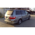 Used 2006 Honda Odyssey Parts Car - Silver with grey interior, 6 cyl, automatic transmission