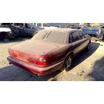 Used 1997 Jaguar XJR Parts Car - Burgundy with tan interior, 6 cyl engine, automatic transmission