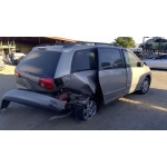 Used 2008 Toyota Sienna Parts Car - Silver with gray interior, 6 cylinder engine, automatic transmission