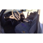 Used 2002 Toyota Tacoma Parts Car - White with gray interior, 4 cyl engine, Automatic transmission