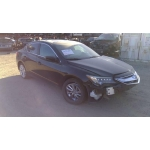 Used 2017 Acura ILX Parts Car - Black with black interior, 4 cylinder, automatic transmission
