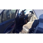 Used 2002 Acura MDX Parts Car - Black with black interior, 6 cylinder, automatic transmission