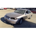 Used 2000 Toyota Camry Parts Car -  Tan with tan interior, 4 cylinder engine, automatic transmission