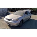 Used 2002 Toyota Camry Parts Car - Silver with gray interior, 4 cylinder engine, automatic transmission*