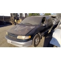 Used 1998 Nissan Quest Parts Car - Green with Gray interior, 6 cyl engine, Automatic transmission