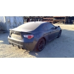 Used 2013 Scion FRS Parts Car - Gray with black interior, 4 cylinder engine, automatic transmission