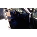 Used 2001 Mitsubishi Montero Parts Car - White with black interior, 6 cylinder, automatic transmission