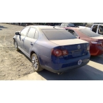 Used 2009 Volkswagen Jetta Parts Car - Blue with black interior, 4 cyl engine, automatic transmission