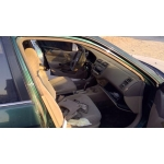 Used 2001 Honda Civic EX Parts Car - Green with tan interior, 4 cylinder engine, automatic transmission