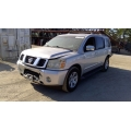 Used 2004 Nissan Armada Parts Car - Silver with black interior, 8 cyl engine, automatic transmission