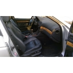 Used 2002 BMW 530i Parts Car - Silver with black interior, 6 cyl engine, automatic transmission