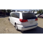 Used 2004 Toyota Sienna Parts Car - White with gray interior, 6 cylinder engine, Automatic transmission