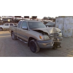 Used 2002 Toyota Tundra Parts Car - gold with brown interior, 8 cylinder engine, automatic transmission