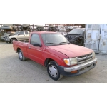Used 1999 Toyota Tacoma Parts Car - Red with gray interior, 4 cyl engine, manual transmission