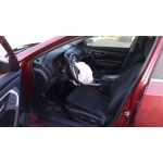 Used 2015 Nissan Altima Parts Car - Red with black interior, 4 cyl engine, Automatic transmission