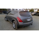Used 2005 Nissan Murano Parts Car - Gray with black interior, 6 cyl engine, automatic transmission