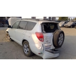Used 2008 Toyota RAV4 Parts Car - white with gray interior, 4 cylinder engine, automatic transmission