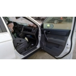 Used 2008 Honda CRV Parts Car - White with gray interior, 4 cylinder engine, automatic transmission
