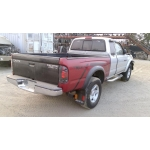 Used 2003 Toyota Tacoma Parts Car - Silver with gray interior, 6 cyl engine, Automatic transmission
