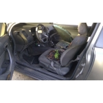 Used 2006 Honda Civic Parts Car - Gray with gray interior, 4 cylinder engine, automatic transmission