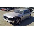 Used 2006 BMW 750Li Parts Car - Silver with black interior, 8 cyl engine, automatic transmission