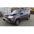 Used 2013 Honda Pilot Parts Car - Gray with gray interior, 6cyl engine, automatic transmission