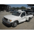 Used 1998 Toyota Tacoma Parts Car - White with gray interior, 4 cyl engine,5 speed transmission