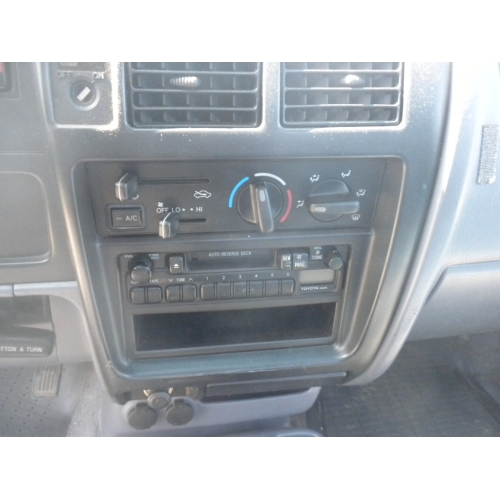 Used 1998 toyota tacoma parts car white with gray - 1998 toyota camry interior parts ...
